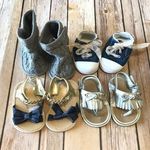 Other - Baby Shoe Bundle Size 3